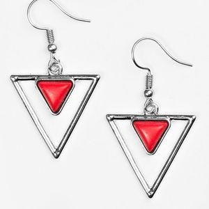 💍 5 for $25 sale! 💍 Red Earrings